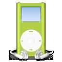 iPod mini green icon