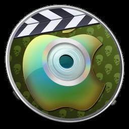 iDVD Apple icon