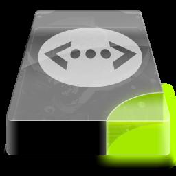 drive 3 sg network lan icon