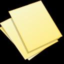 documents yellow icon