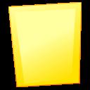 file yellow icon